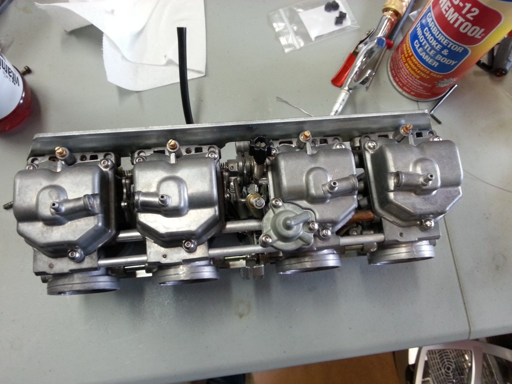 Clean Carb, Bottom
